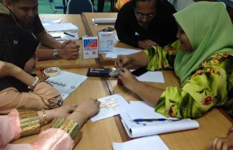 At International Islamic University Malaysia. 1