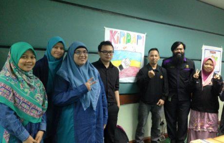 At International Islamic University Malaysia. 2