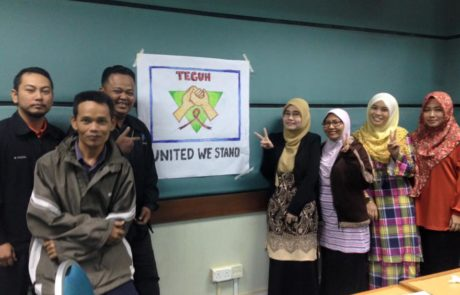 At International Islamic University Malaysia. 8
