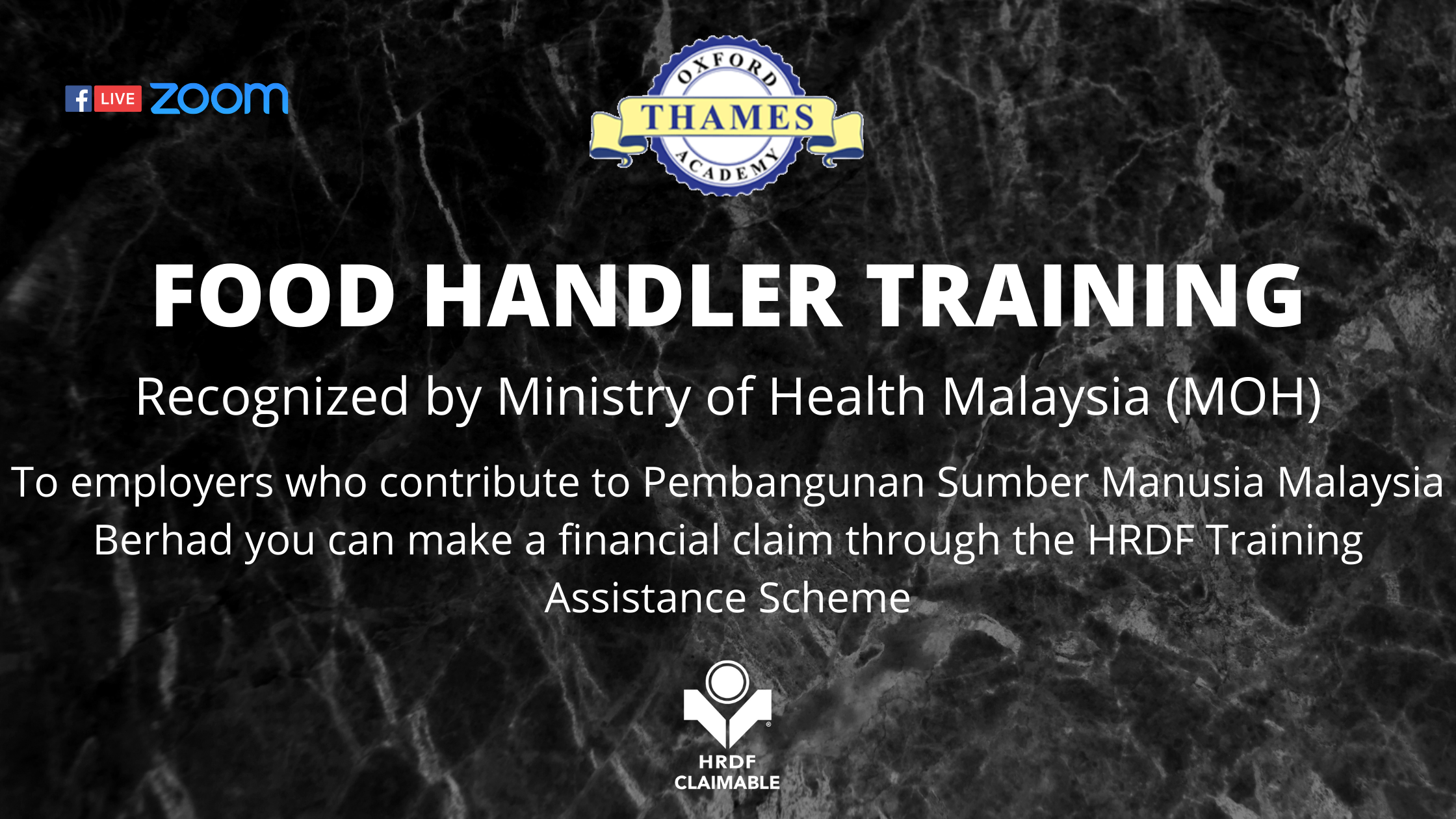 Food Handler Trainings